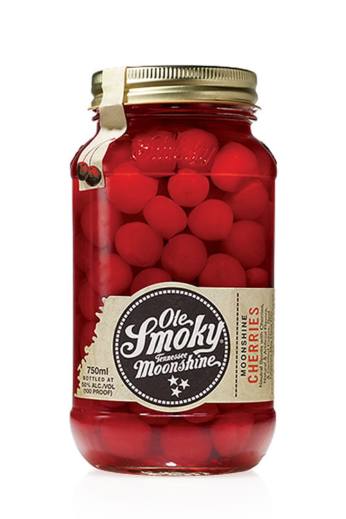 Ole Smoky Moonshine Cherry