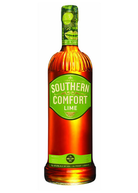 Southern Comfort Lime 1.75L