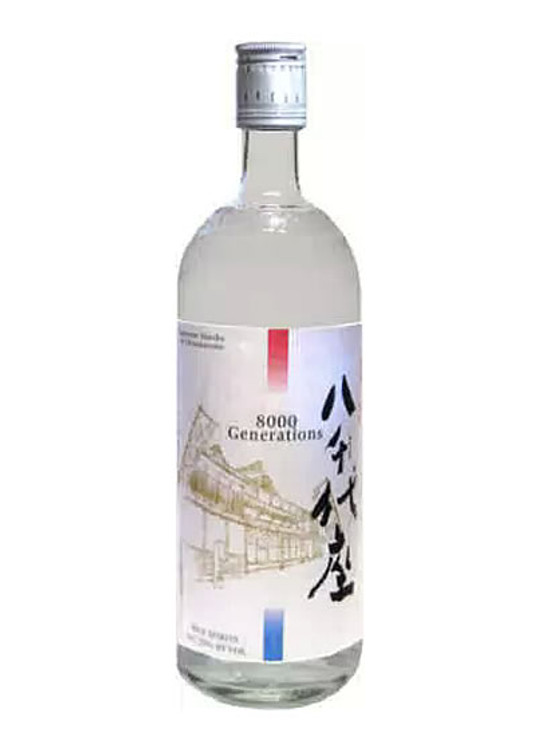 Chiyonosono 8000 Generations Rice Shochu 750ML