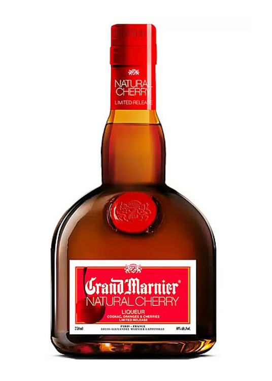 Grand Marnier Natural Cherry 750ML