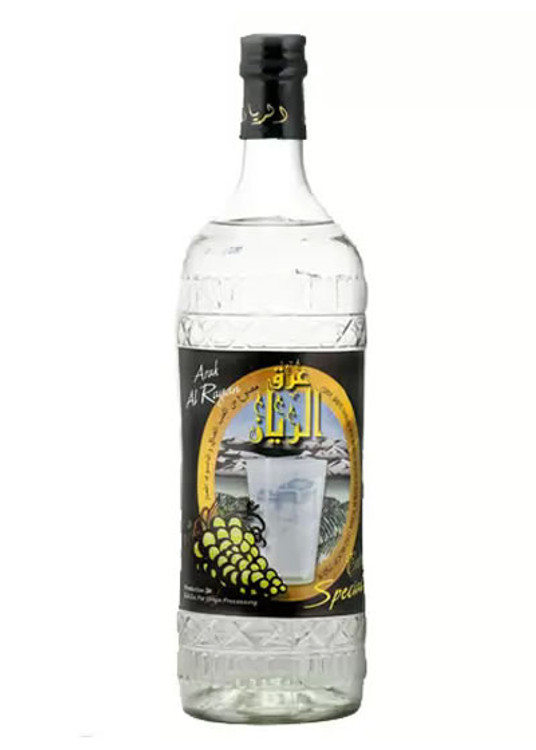 Al Rayan Arak 102 Proof 750ML