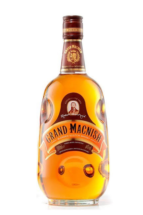 Grand Macnish Scotch