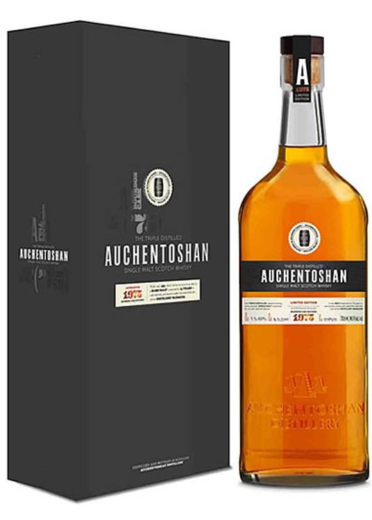 Auchentoshan 1975 Limited Release Bourbon Cask Matured 750ML
