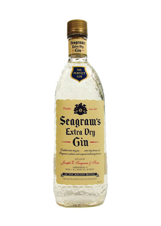 Seagrams Gin 750