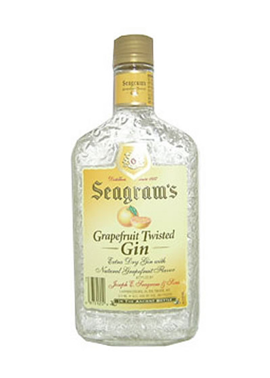 Seagrams Gin Grapefruit