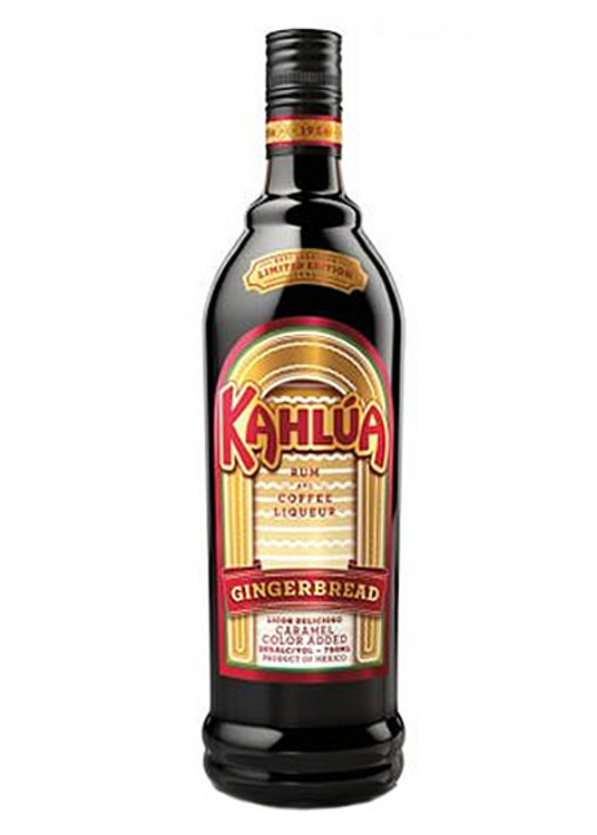 Kahlua Gingerbread 750ML