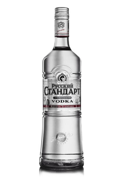 Russian Standard Platinum Vodka 375ML 2PK