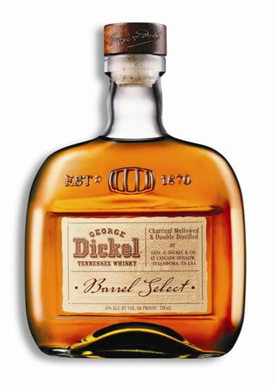 George Dickel Barrel Select 750ML