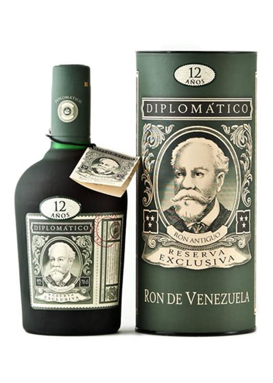 Ron Diplomatico Reserva Exclusiva 12 Year Rum 750ML