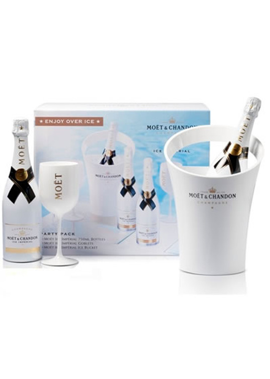 Moet & Chandon Imperial Ice   2 Pack Gift Set
