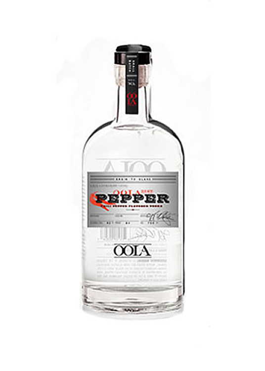 OOLA Chili Pepper Vodka 375ML
