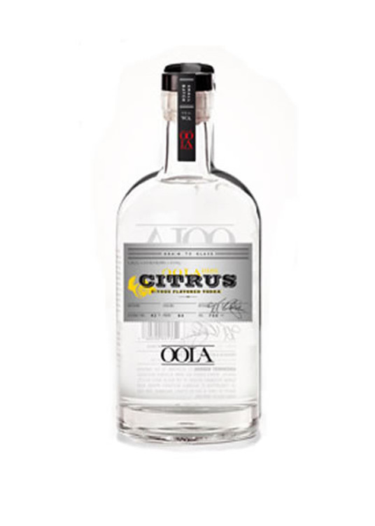 OOLA Citrus Vodka 375ML