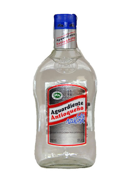 Antioqueno Aguardiente No Sugar 750ML