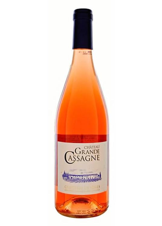 Chateau Grande Cassagne Rose