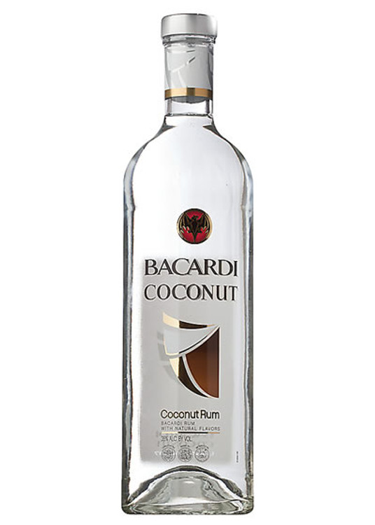 Bacardi Big Apple Rum 750ML