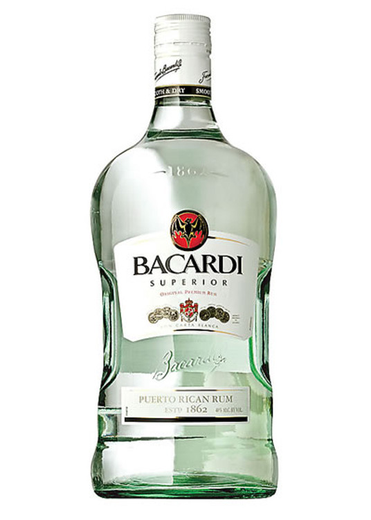 Bacardi Rum Light 175
