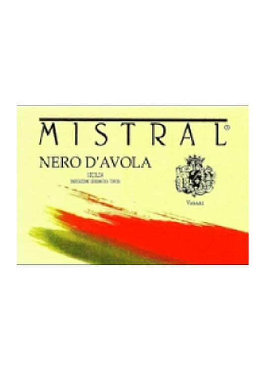 Mistral Nero D'Avola