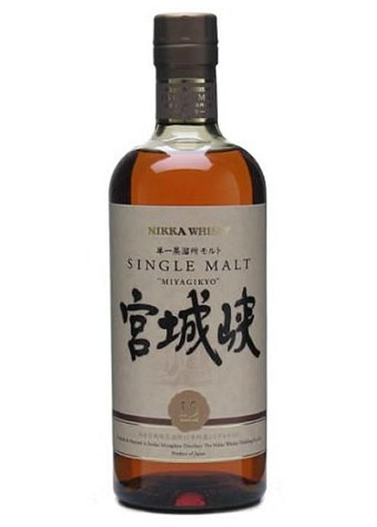 Nikka Yoichi 15 Year Old Single Malt