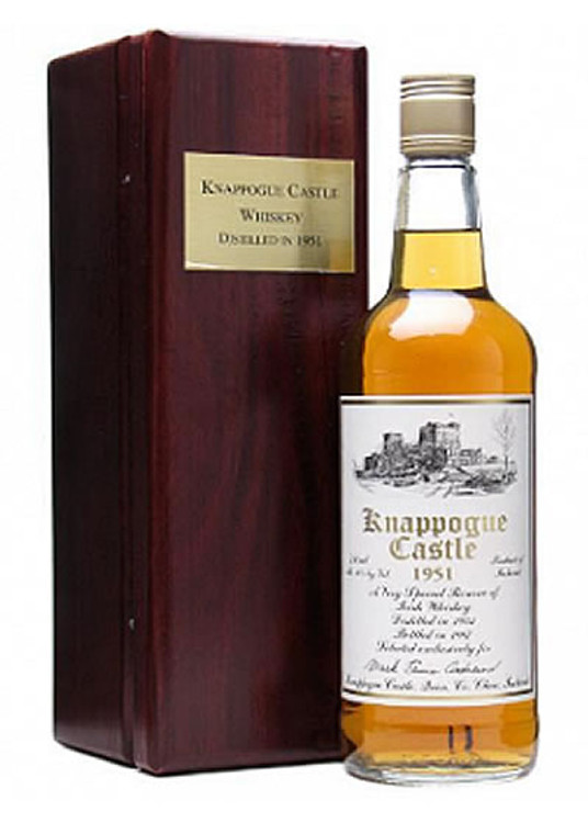 Knappogue Castle 1951 Single Malt Irish Whiskey 750ML