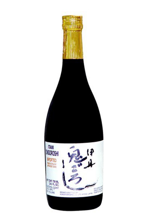 Itami Onigoroshi Goblin Killer Junmai Sake