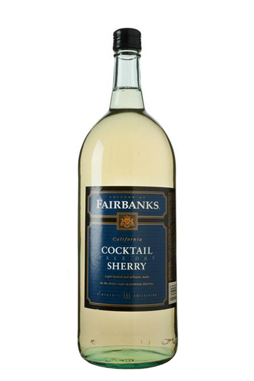 Fairbanks Cocktail Sherry