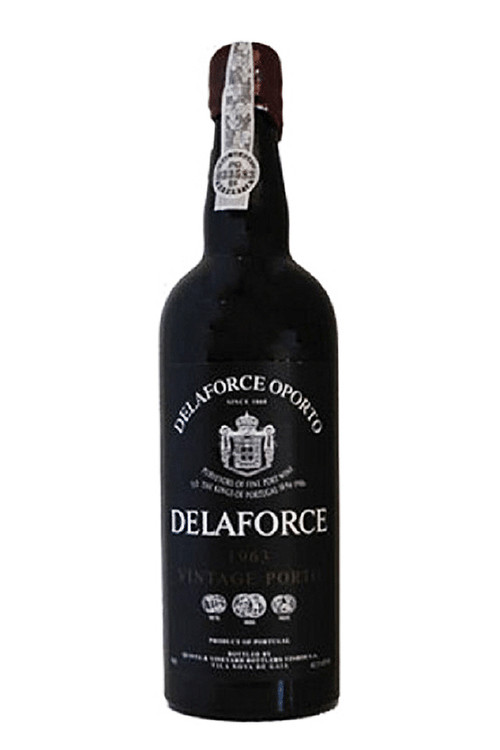 Delaforce Vintage Port - 1963