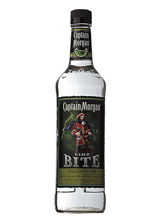 Captain Morgan Lime Bite 750ML