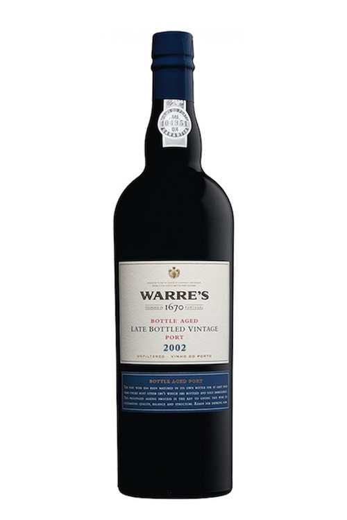 Warre's Late Bottled Vintage Port 2002