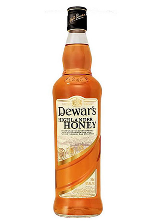 Dewars Highlander Honey 1L