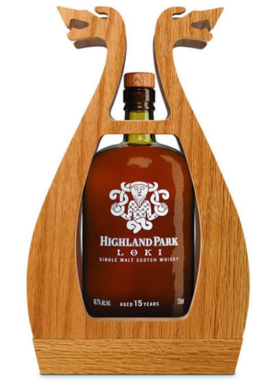 Highland Park Loki 15 Year 750ML