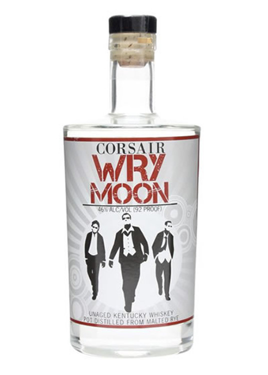 Corsair Wry Moon Unaged Rye Whiskey 750ML