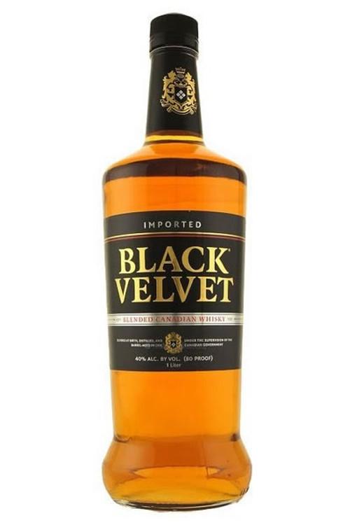Black Velvet Canadian Whiskey 1.75L