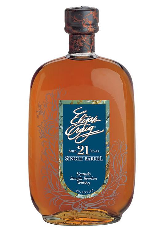 Elijah Craig 21 Year Old Single Barrel 750ML