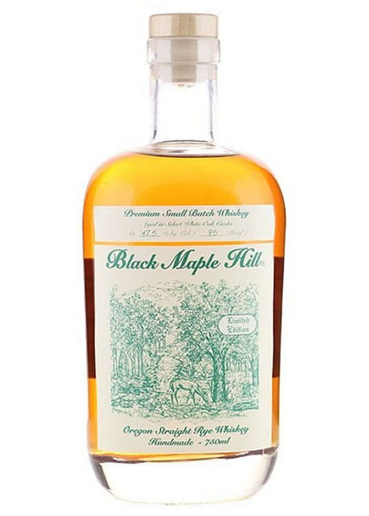 Black Maple Hill Small Batch Bourbon 750ML