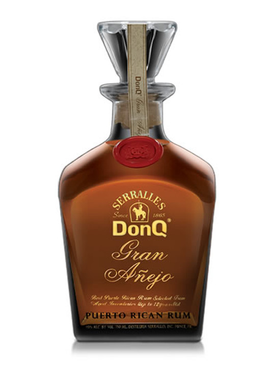 DonQ Gran Anejo Rum 750ML
