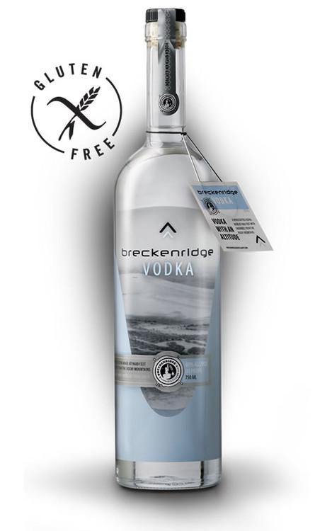 Breckenridge Vodka 750ML