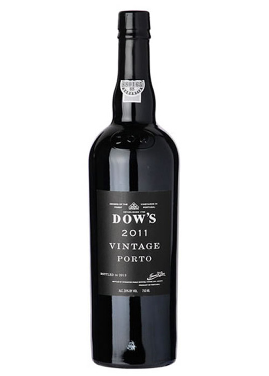 Dow's Vintage Port - 2011