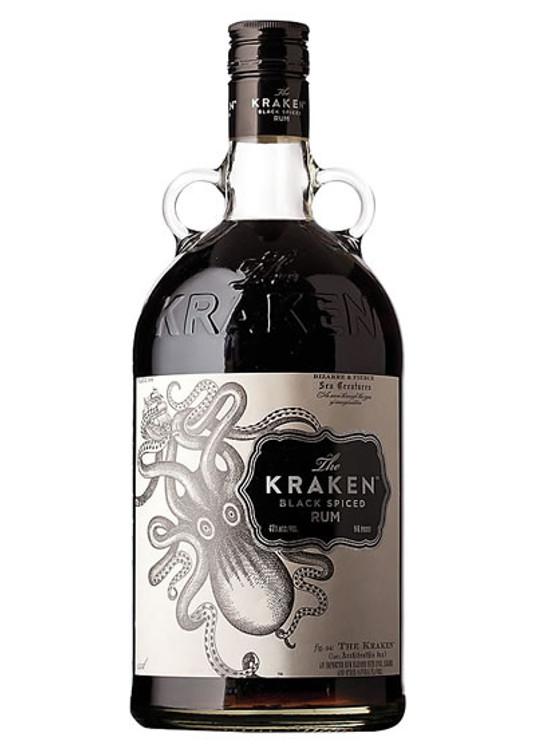 Kraken Spiced Rum 1.75