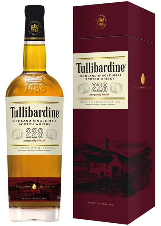 Tullibardine 228 Burgundy Cask