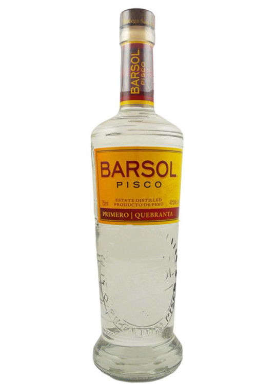 Barsol Pisco Quebranta 750ML
