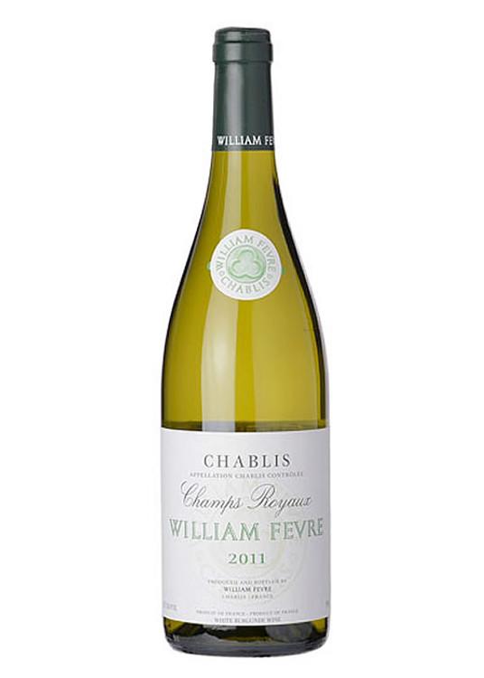 William Fevre Champs Royaux Chablis