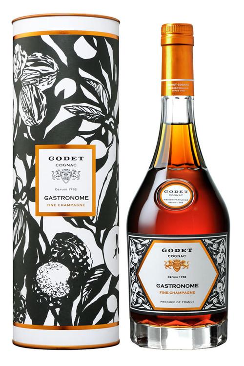 Godet Gastronome Fine Champagne Cognac 750ML