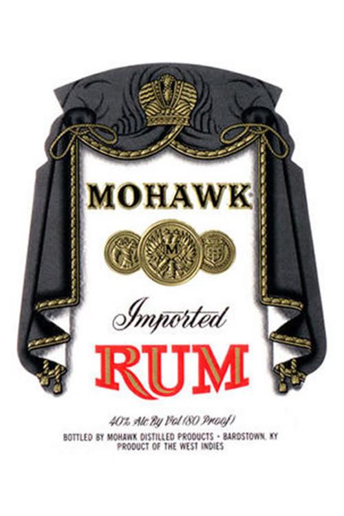 Mohawk Gold Rum