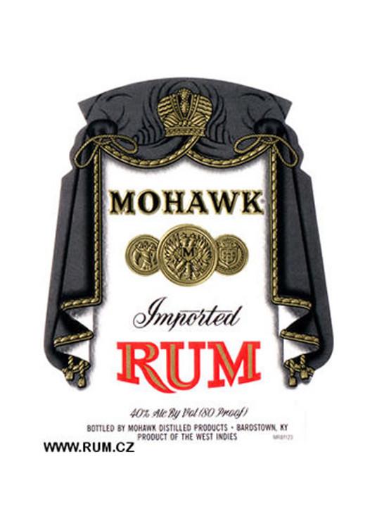 Mohawk Gold Rum 1.75L