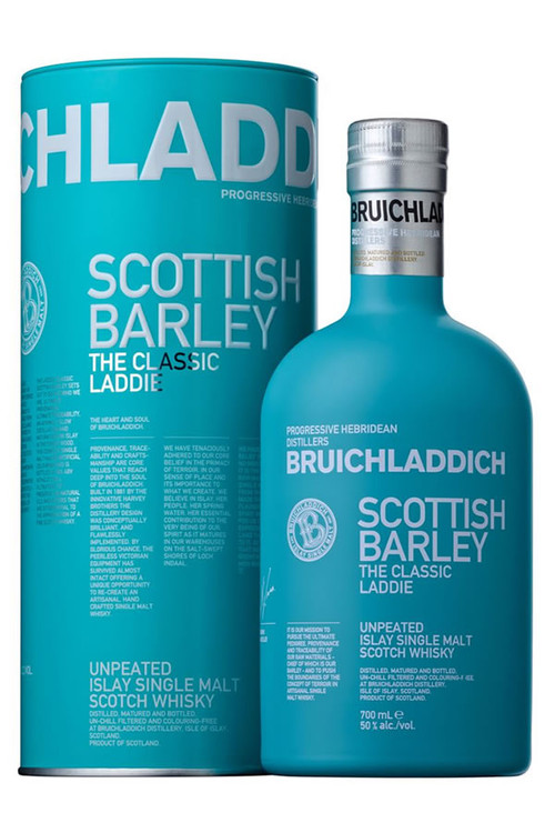 Bruichladdich Scottish Barley
