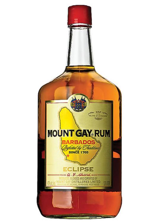 Mount Gay Eclipse Rum 1.75L