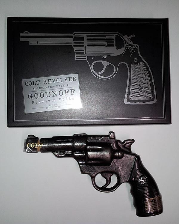 Goodnoff Colt Revolver Gun 100ML