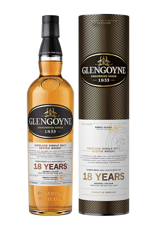 Glengoyne 18 Years Old