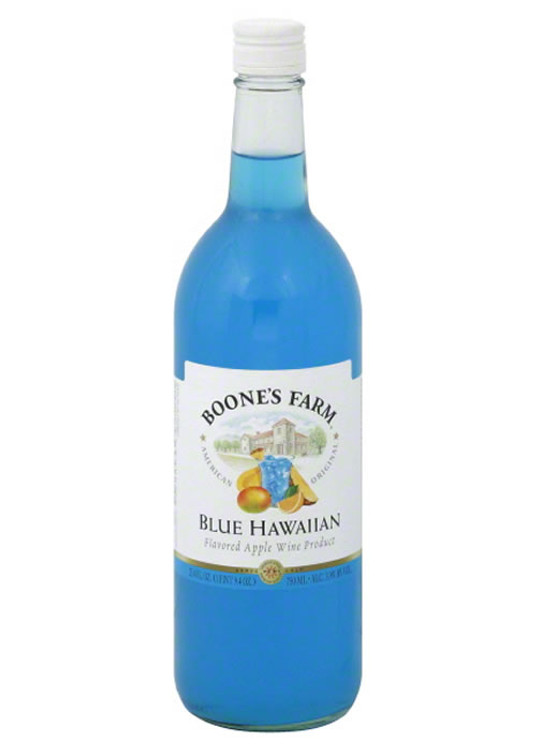 Boone's Farm Blue Hawaian