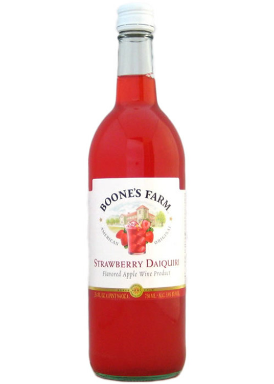 Boone's Farm Strawberry Daiquiri